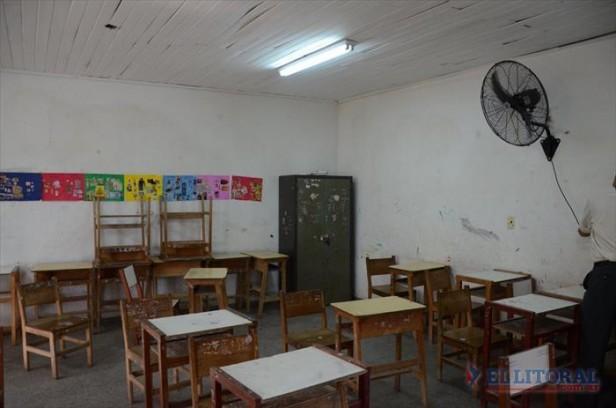 "Infraestructura escolar: ""Desde que asumimos nos estamos haciendo cargo"", asegura Macció"