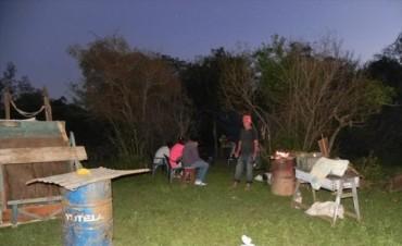 Por la creciente, seis familias de Santo Tomé se autoevacuaron e inician plan preventivo en Alvear