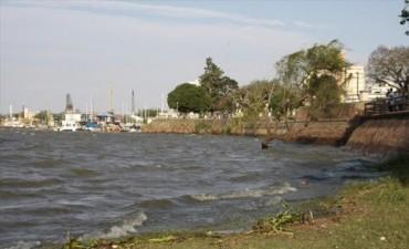 El río bajó un metro y medio en tres días y se aleja del nivel de alerta