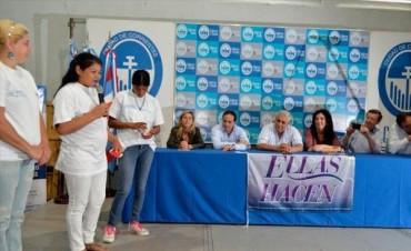 En videoconferencia con Alicia Kirchner, lanzaron talleres que abordarán la violencia de género