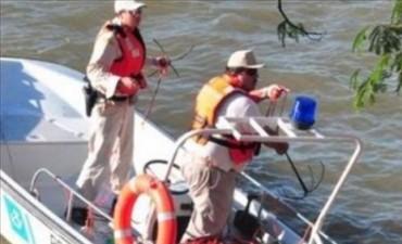 Joven de 17 años se arrojó al río Paraná tras un partido de fútbol y desapareció