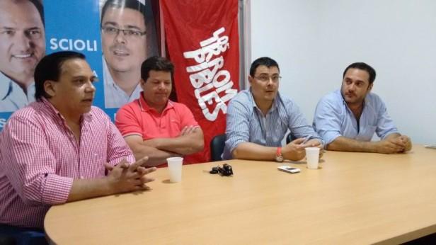 Presentaron en sociedad al Radicalismo Popular en Corrientes