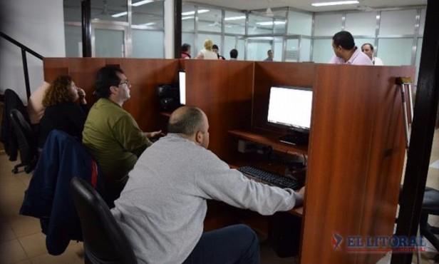 Habilitan el Centro de Cómputos y la Junta Electoral anticipa cambios