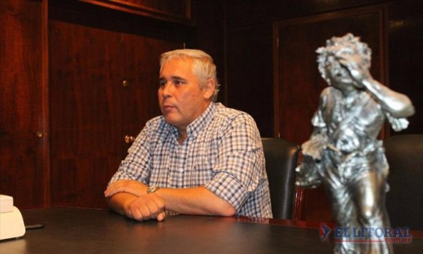 """Ríos: """"Nosotros festejaremos por Scioli y si le ganamos a ECO al menos por un voto"""""""