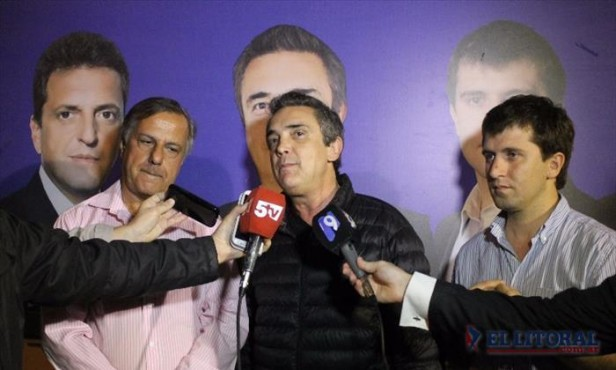 Nito Artaza pidió prudencia y lamentó falta de apoyo a Massa