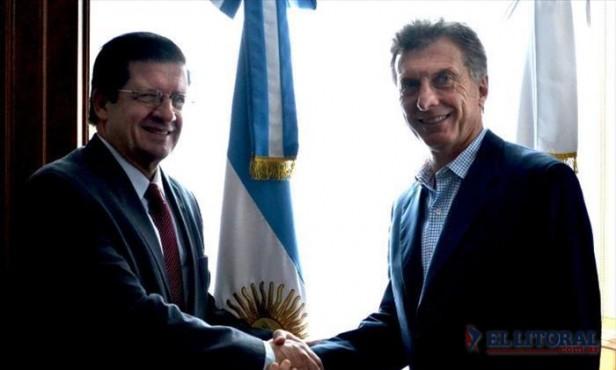 "Braillard Poccard: ""Corrientes se posiciona con Macri"""