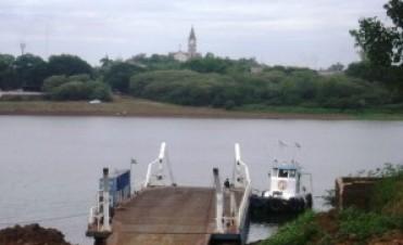 Anuncian que persisten los riesgos de crecida del río Uruguay