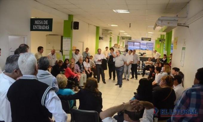Tras más de dos meses de conflicto, los trabajadores de IOSCOR aceptaron la oferta salarial
