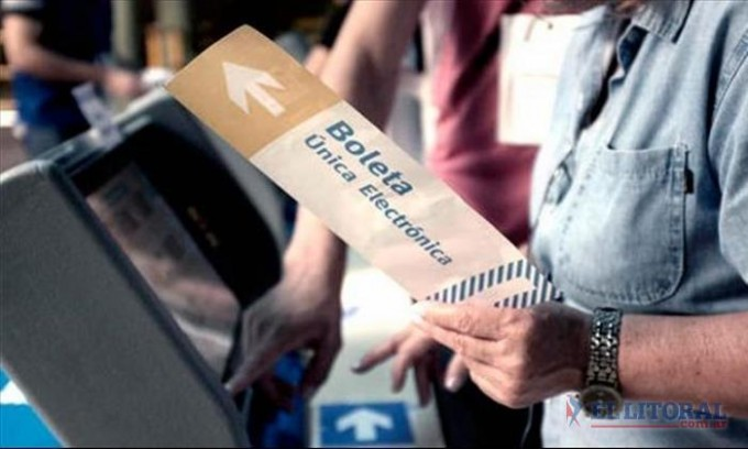 La Cámara de Diputados de la Nación aprobó la inclusión de la boleta electrónica, pero sin modificar las elecciones primarias