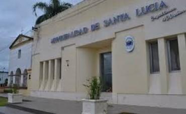 Detuvieron a un administrativo por el robo a la Municipalidad de Santa Lucía