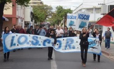 Conflicto en Ioscor: trabajadores finalizan semana de paro y esperan una reunión clave