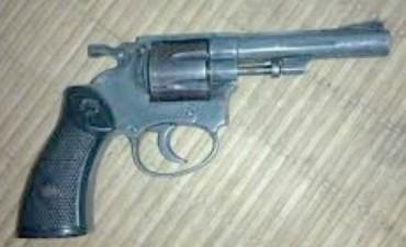 Menor fue a la escuela con un revólver y pudo haber terminado en tragedia