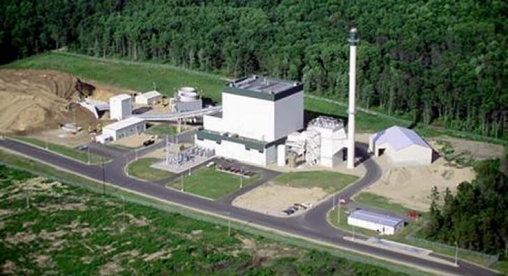 Proyectan una central de biomasa para el 2020