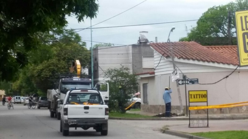 Santo Tomé cumplió una semana sin servicio de telefonía e Internet