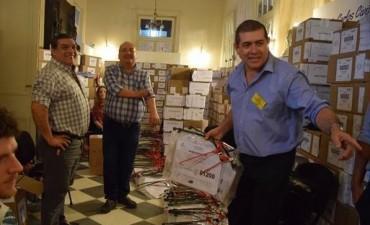 Terminó el escrutinio: ECO+Cambiemos recuperó 1.841 votos, Nito perdió más de 100