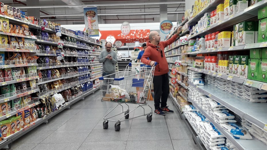 Este año la inflación será la más alta desde 1991, informó un estudio privado