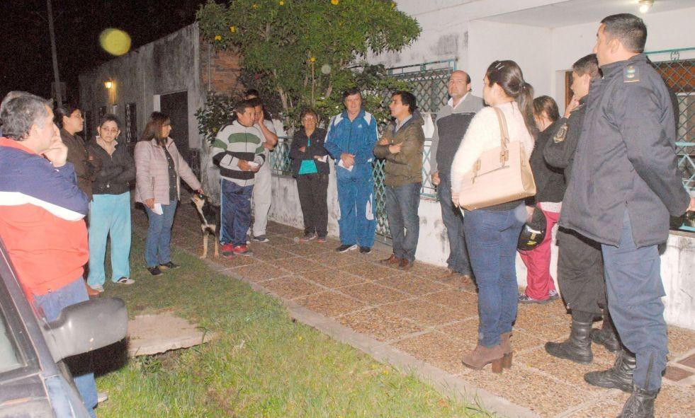 Ante el aumento de robos y arrebatos, los vecinos reclaman más seguridad