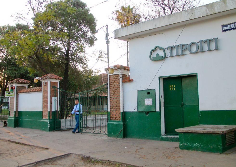 Se agrava la crisis en Tipoití y cierra durante todo diciembre