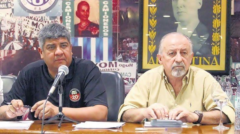 Moyano y Yasky llegan a Corrientes para cumbre de Multisectorial 21F