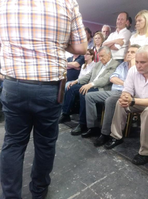 Martínez Llano, Ascua, Ríos y Caran pujarán por la presidencia del PJ