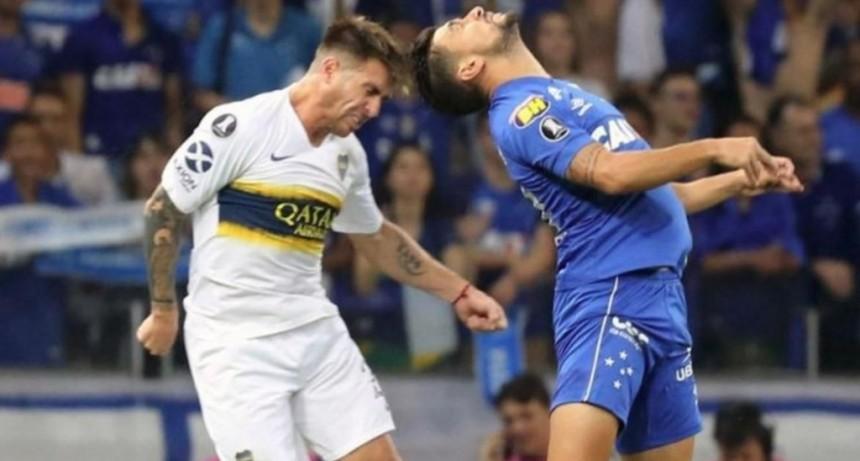 Boca empató en Brasil y consiguió el pase a la semifinal de la Libertadores