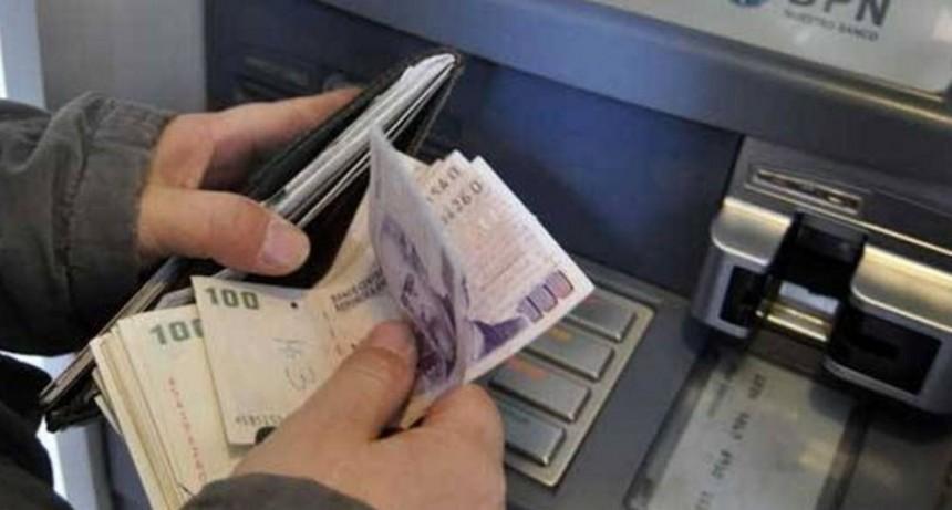 El miércoles 17 pagan el plus de 4.500 pesos