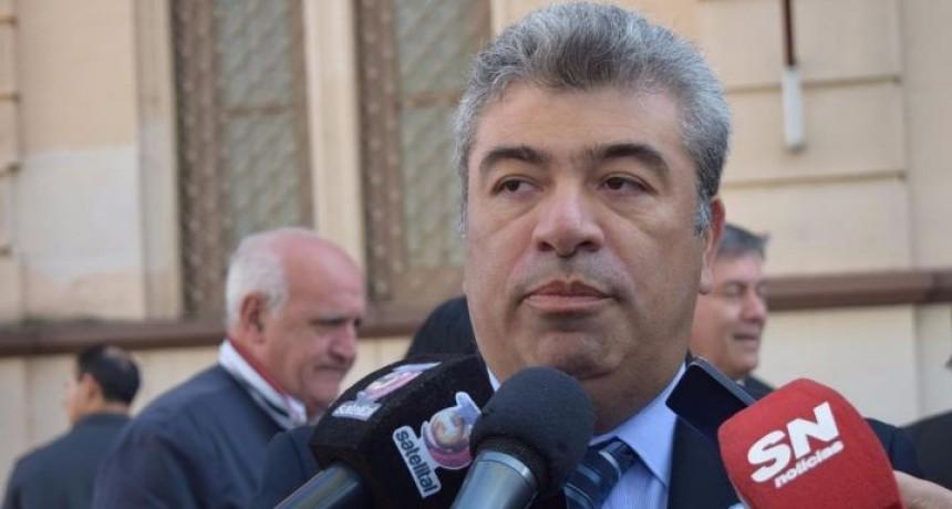 Ortega garantizó que próximamente se inaugurará el Centro Oncológico de Curuzú