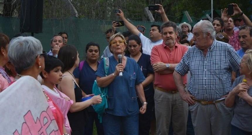 Concejales de Curuzú y Sauce urgen la apertura del Centro Oncológico