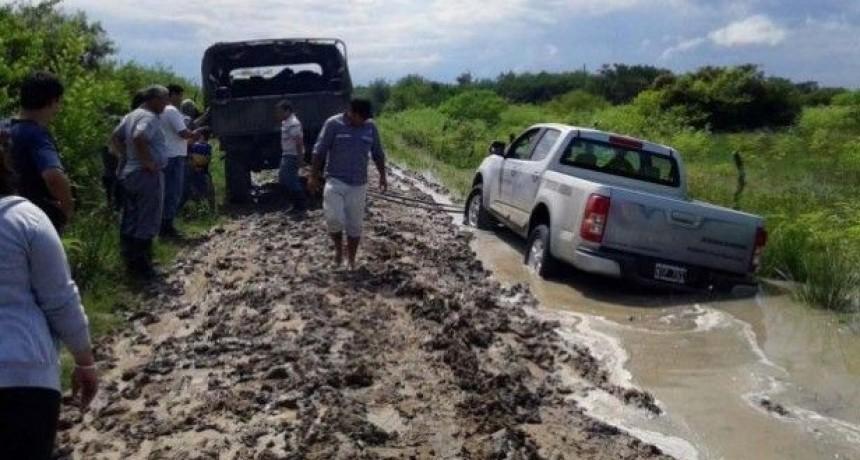 Denuncian desvío de fondos para escuelas y caminos