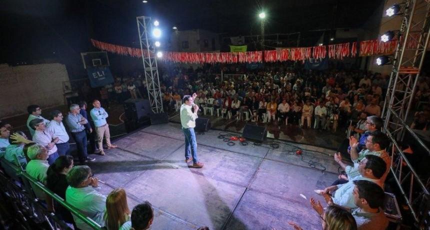 Al calor de la campaña, las fuerzas se alistan para recibir a los presidenciables