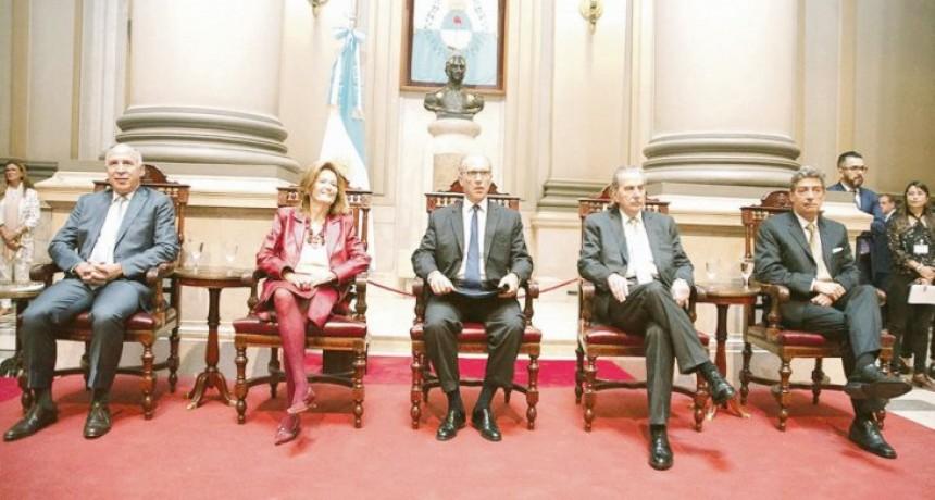 La Corte rechazó las medidas de Macri