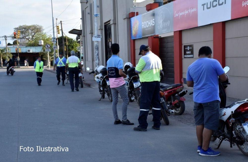 Covid19: unos 12 trabajadores de Tránsito municipal fueron aislados