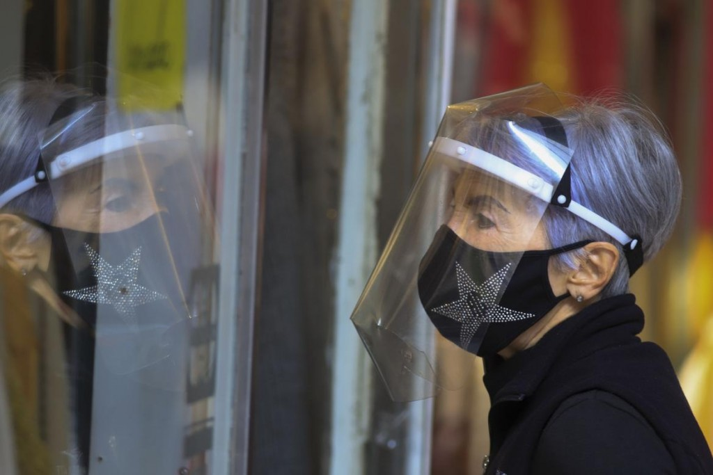 Coronavirus récord de contagios: 18.326 en un día y 423 muertos