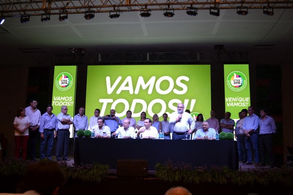 """""""ECO es lo mejor que le puede seguir pasando a Corrientes"""""""