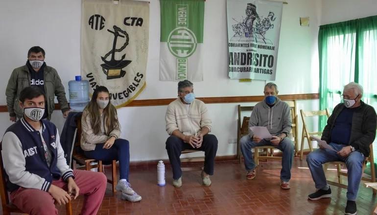 Más áreas del Gobierno afectadas a raíz de casos positivos de covid-19