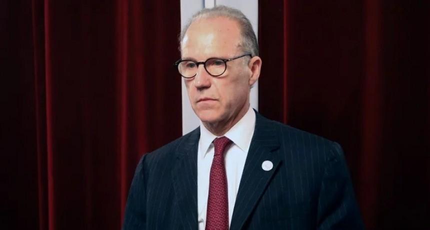 El oficialismo promueve el juicio político a Rosenkrantz