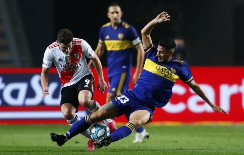 River vs. Boca, por la Liga Profesional: formaciones, hora y TV del Superclásico