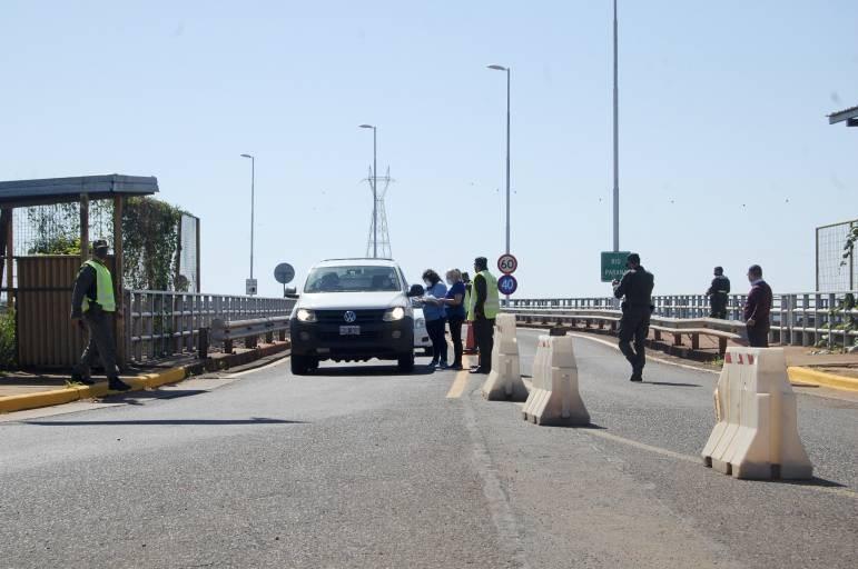 Se habilitaron otros tres pasos fronterizos internacionales