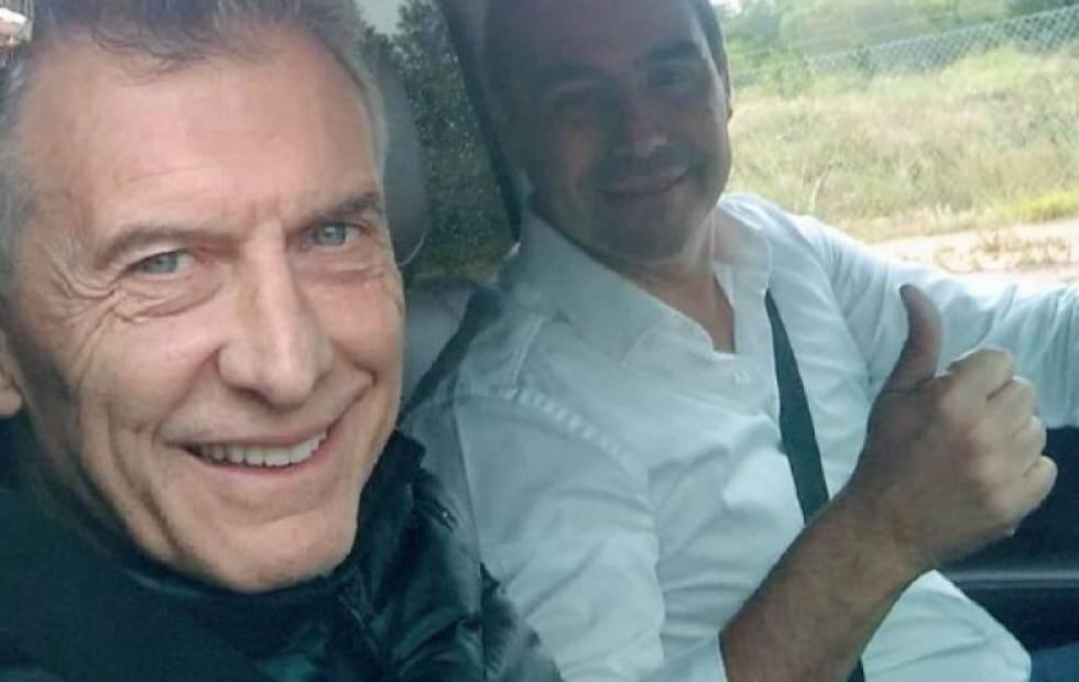 Valdés recibió a Macri mientras afianza su proyección nacional