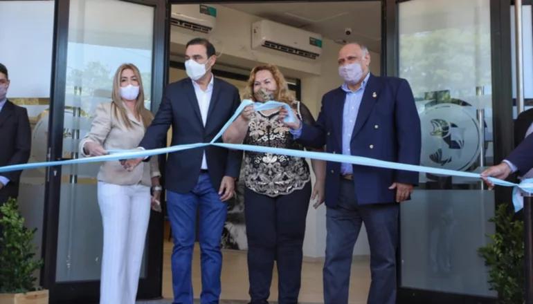 """""""Inaugurar una nueva sucursal del Banco de Corrientes significa progreso y desarrollo"""""""