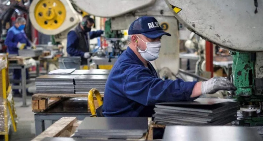 La actividad de las pymes industriales creció 21,6% en septiembre