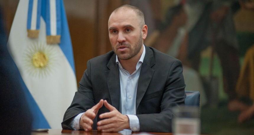 """Martín Guzmán: """"Juntos por el Cambio tiene una postura antiargentina"""""""