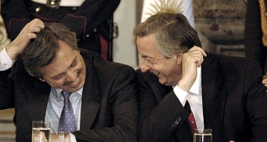 Alberto Fernández sobre Néstor Kirchner:
