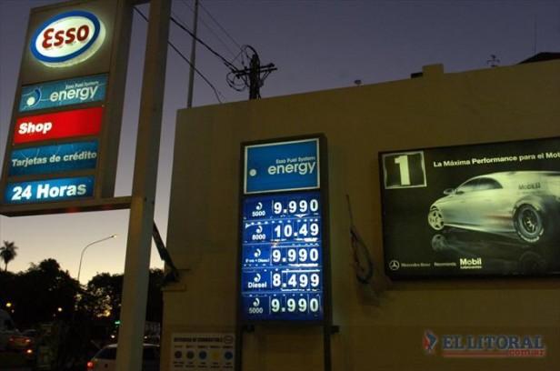 Confirman que Corrientes posee los combustibles más costosos del país