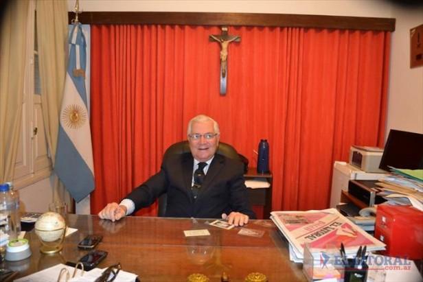 """Soto Dávila: """"La Justicia Federal es una hija directa de la Constitución"""""""