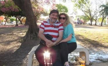 Director de Prensa de Libres volcó con un auto y murió su pareja que lo acompañaba