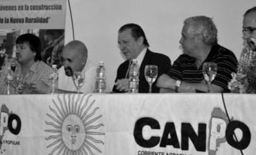 Ríos respaldó el modelo económico kirchnerista