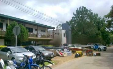 En Itatí cayó una banda internacional de narcos con embarcaciones y dinero