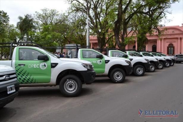 Energía: apuran fondos para obras ante Nación, suman móviles a la Dpec y cierran acuerdo salarial