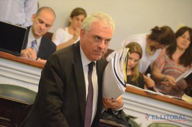 Eduardo Panseri jura el lunes como nuevo ministro del Superior Tribunal